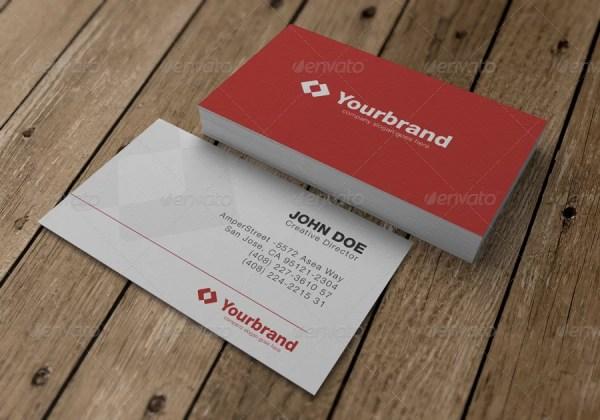 Photo Real Business Card Mockups