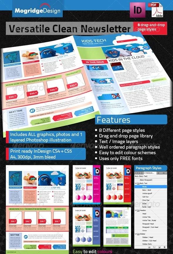 Versatile Tech Newsletter