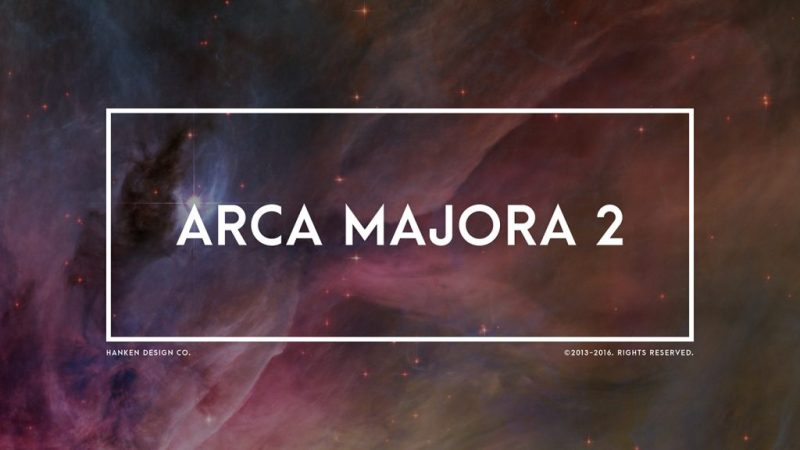 Arca Majora