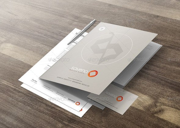 Corporate File Folder Mockups Vol_1.2