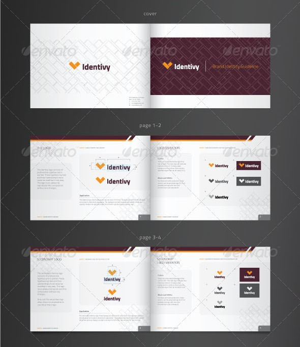 Corporate Identity Guideline & Standard Manual