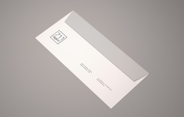 Free Envelope Mockup