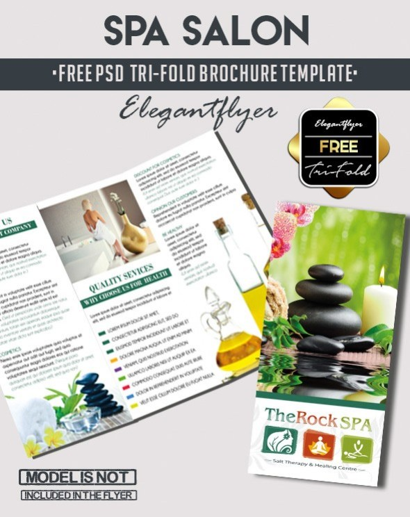 Print Ready Brochure Templates Free PSD InDesign AI Download - Photoshop brochure templates free