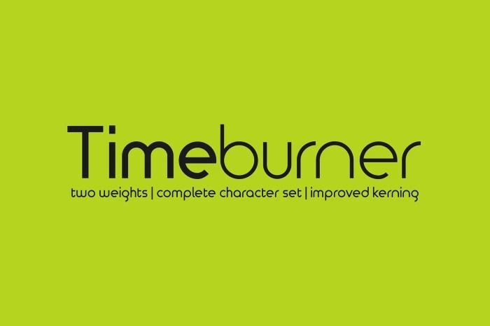Timeburner