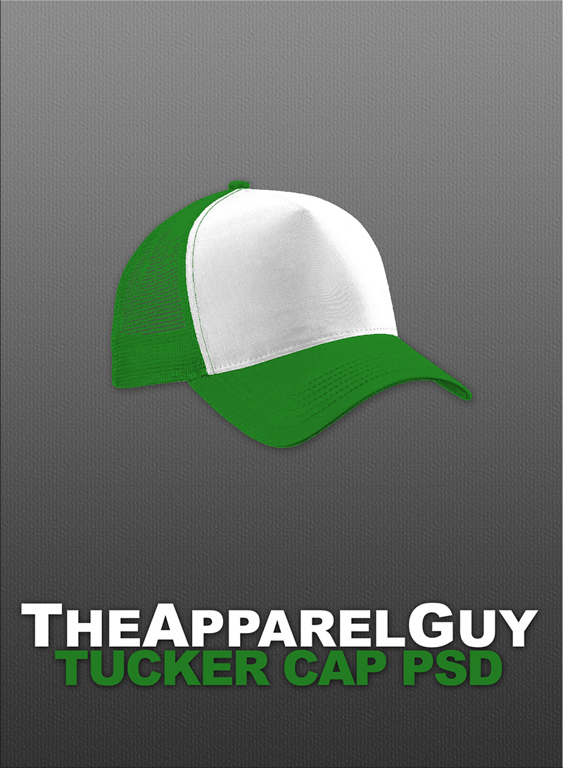 free snapback mockup template
