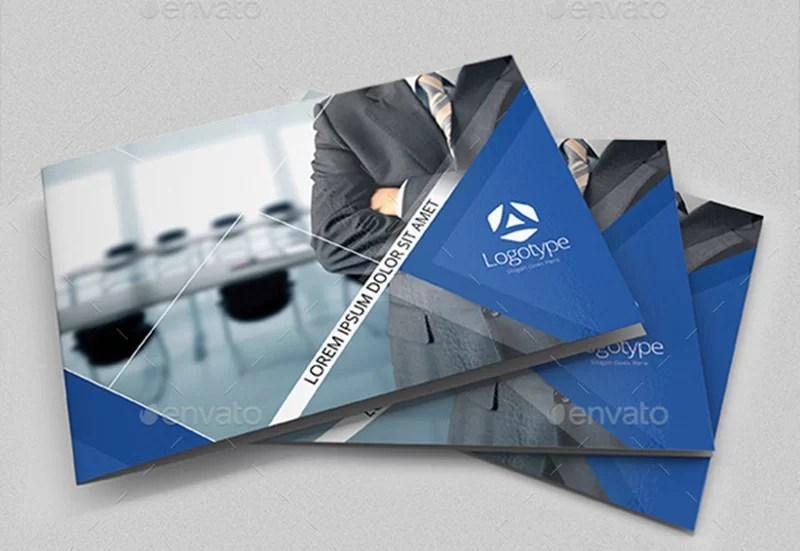 corporate brochure design psd