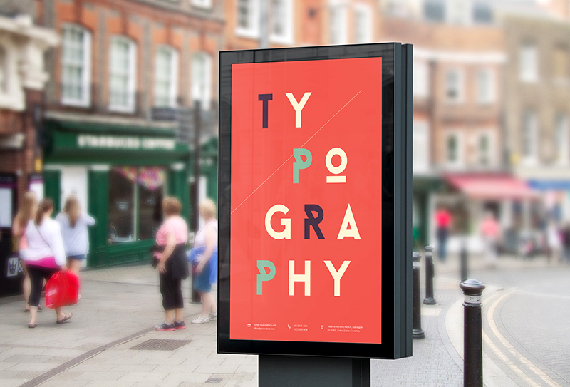 awesome outdoor advertising billboard mockups psd for free
