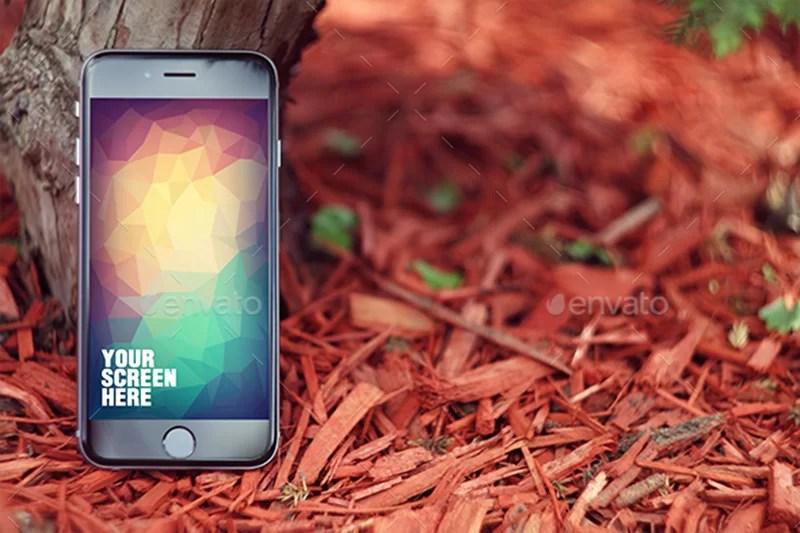 best latest premium iphone 6 screen mockup psd