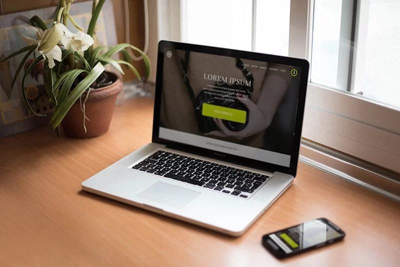 nicest MacBook Pro Mockup