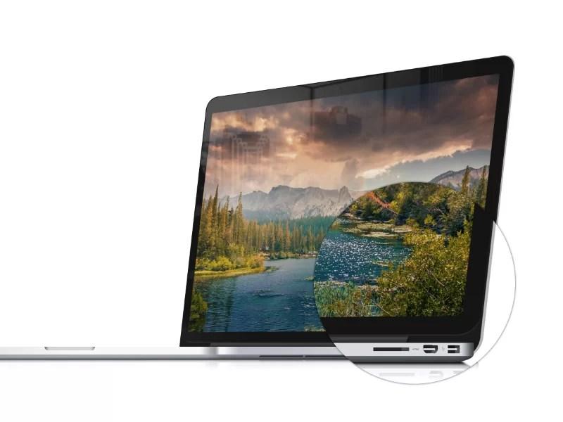great MacBook Pro Mockup template in PSD