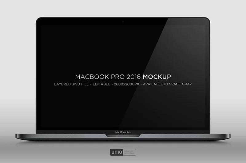 apple macbook mockup psd