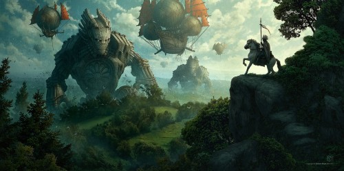 invasion by kerembeyit d4ocm2o 500x248 Imagination Unleashed: Best of PSD Vault DeviantART Group – Vol. 25