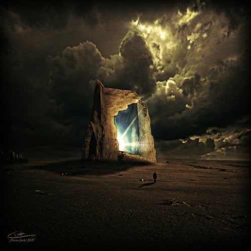 the portal of my dreams by kimoz d37xk4c 500x500 Imagination Unleashed: Best of PSD Vault DeviantART Group – Vol. 28