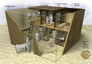 1st-century-home-in-israel