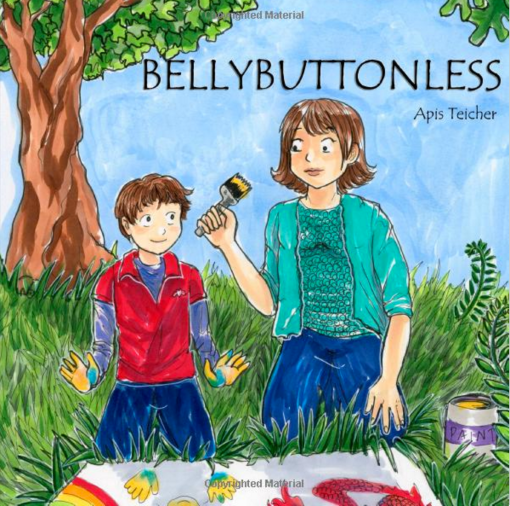 Bellybuttonless by Apis Teicher