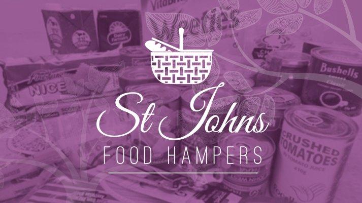 St Johns Food Hampers