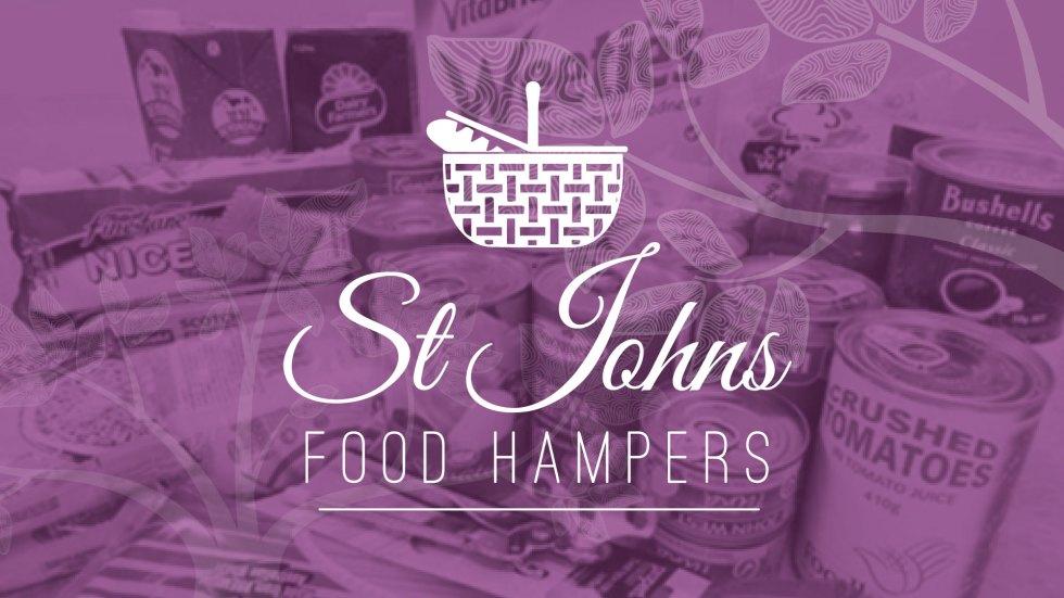 St Johns Hampers