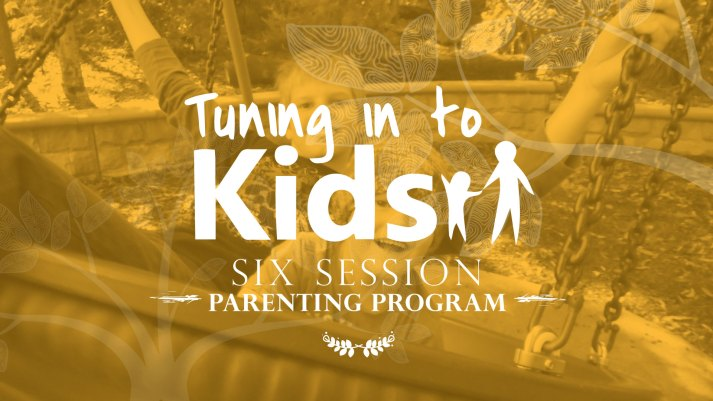 Tuning In To Kids