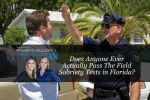 Does Anyone Ever Actually Pass The Field Sobriety Tests?