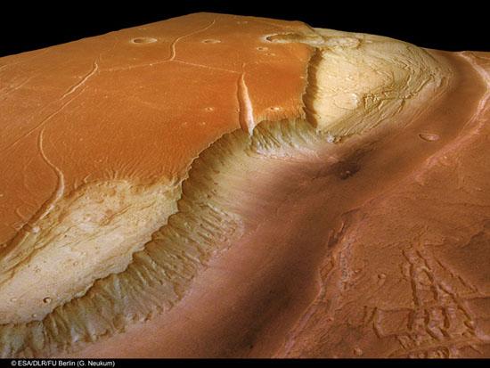 Kasei Vallis, Mars