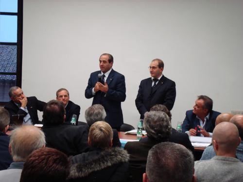 Conferenza ad Albano il 22 ottobre 2009