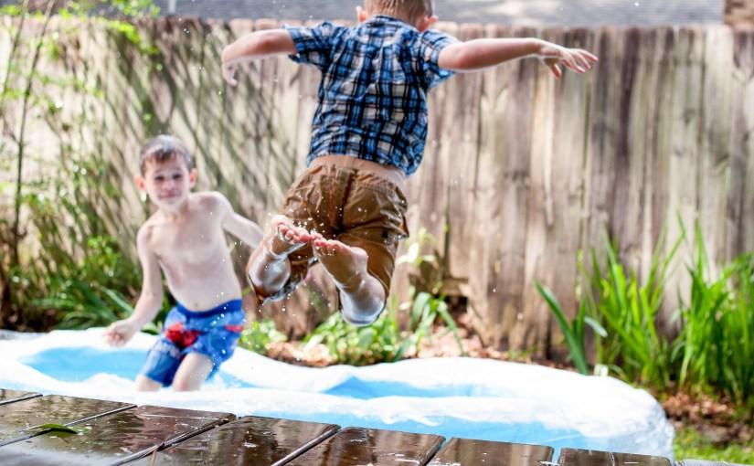Niños y verano. El equilibrio entre el orden y las vacaciones.