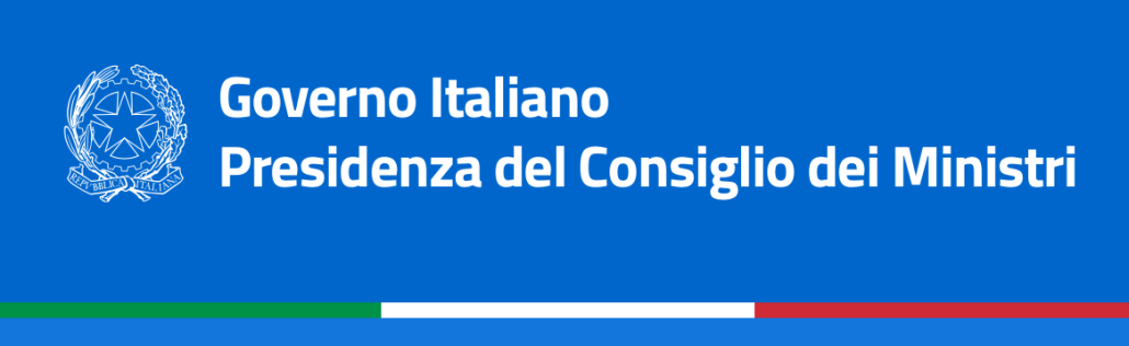 Governo Italiano Presidenza del consiglio dei ministri
