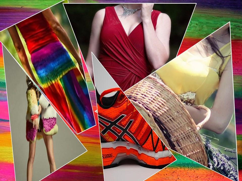 Cosa comunicano i colori degli abiti. Psicologia del colore