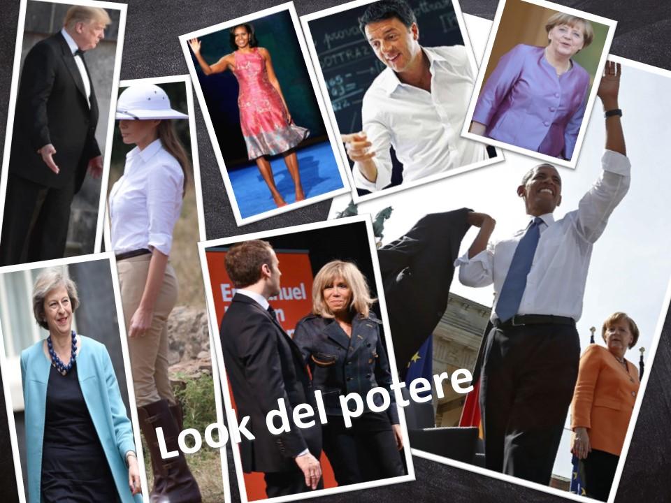 Look del potere. Cosa comunicano gli abiti delle donne e degli uomini di potere