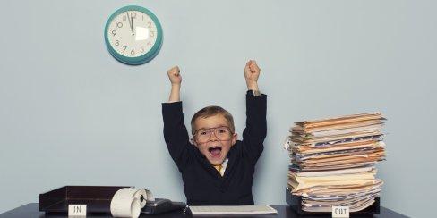 Ley de Parkinson y productividad - Psicología Flexible
