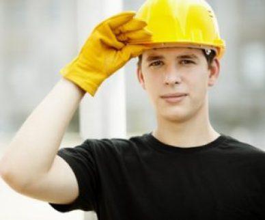 Un trabajador de la construcción - Psicologia Flexible