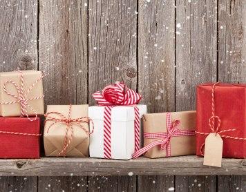 ¿Qué tipo de regalos nos hacen más felices?