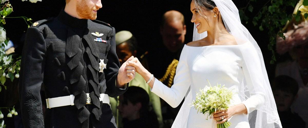 La boda de Harry y Meghan: ¿Se puede ser amigo de un ex?