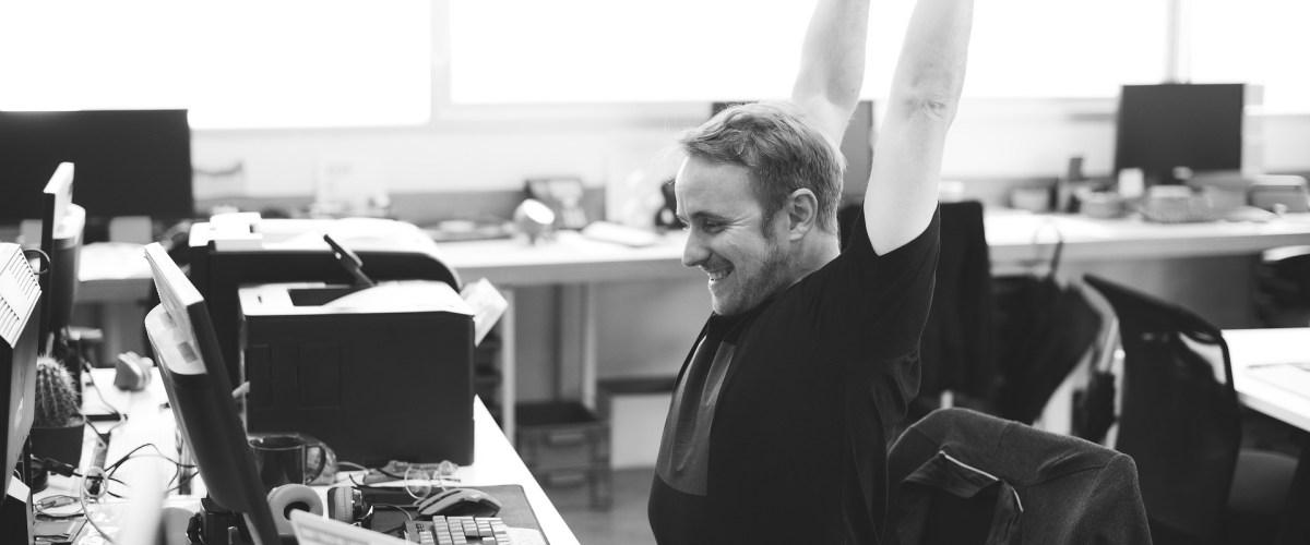 Si quieres rendir en tu trabajo, es necesario que hagas pausas