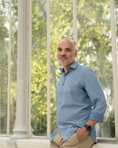 Máximo Peña, periodista, psicólogo y especialista en intervención psicoterapéutica