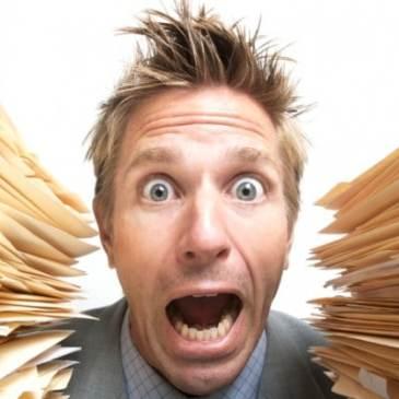 Cómo afrontar el estrés laboral