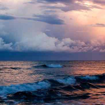 ¿Por qué es tan beneficioso el mar?