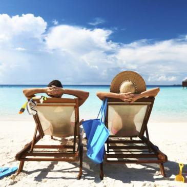 Disfrutar en vacaciones