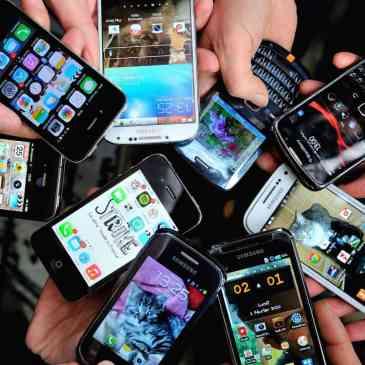 La nomofobia o adicción al móvil