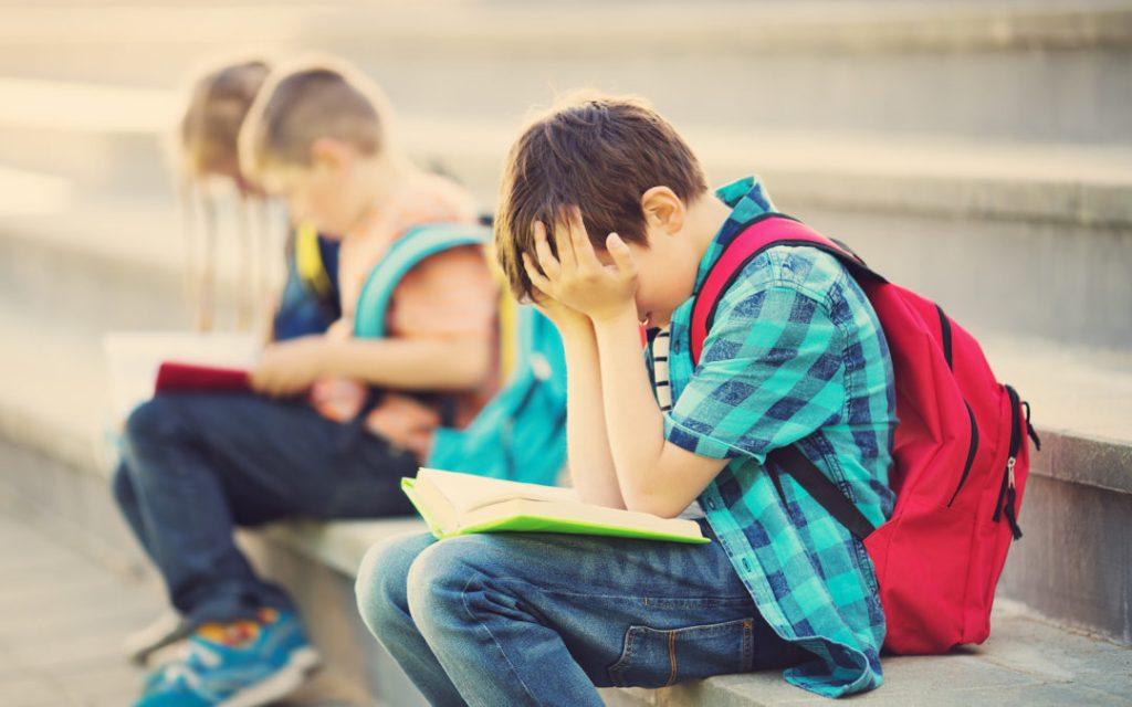 ansia prestazione scolastica