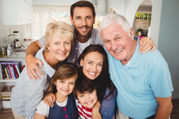 genitori e nonni
