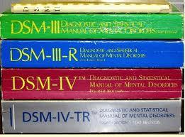 DSM III, III-R, IV y IV-R - Psicologos en Costa Rica