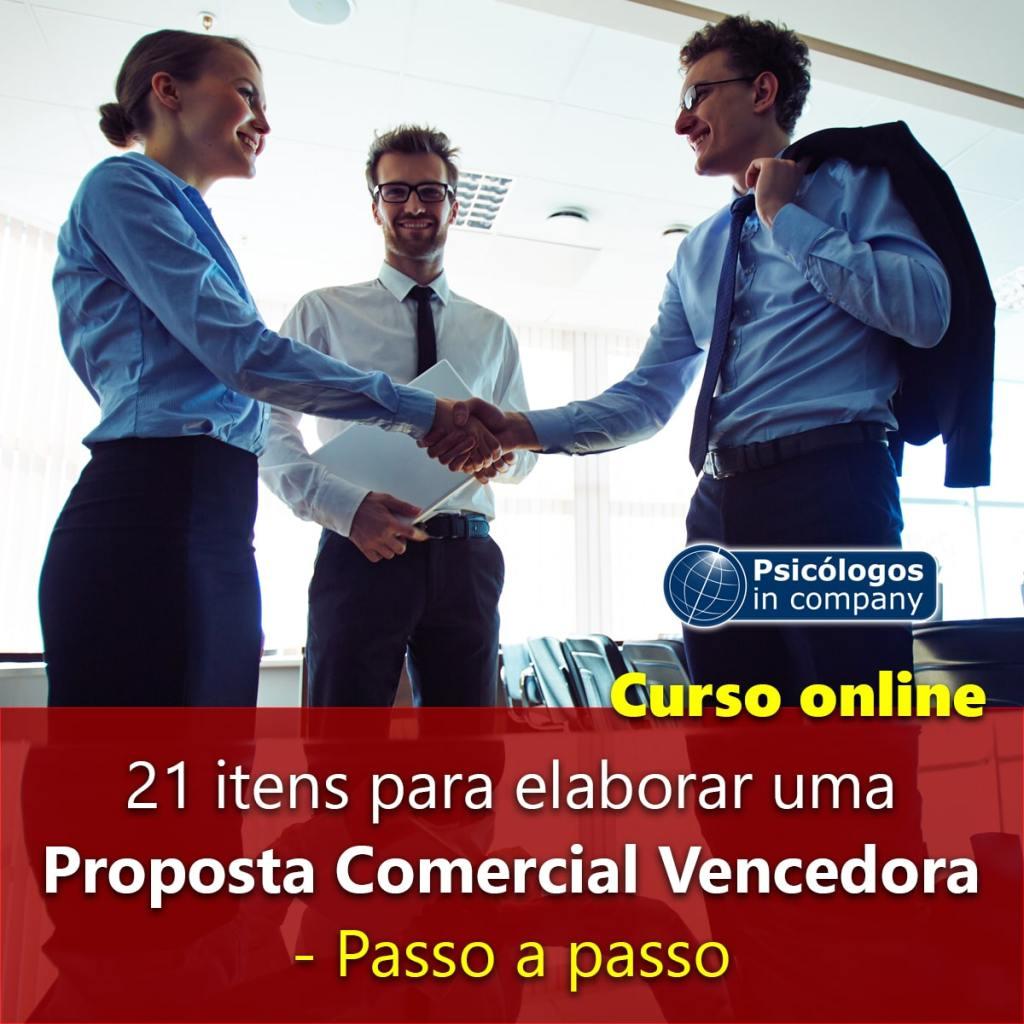 Apresentando proposta