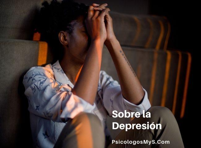 sobre la depresión