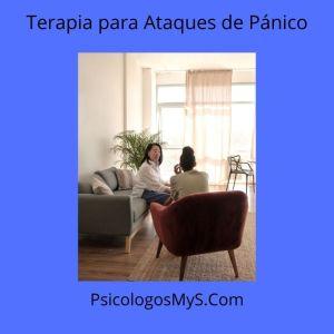 Terapia para Ataques de Pánico