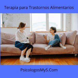 Terapia para Trastornos Alimentarios