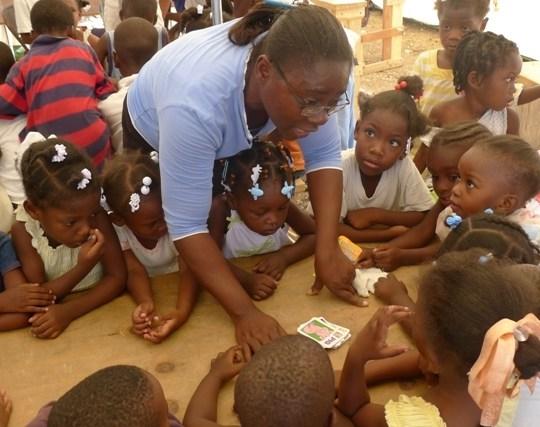 Haití 2011