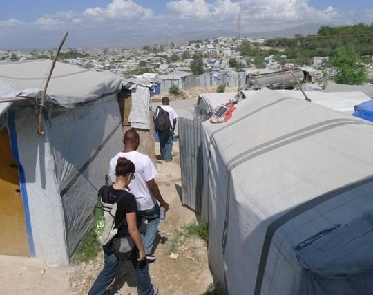 Haití solidaridad 2011