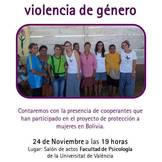 No violencia de género