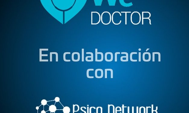 JORDI MOYA, FUNDADOR DE WE DOCTOR, EXPLICA QUÉ ES LA PLATORMA